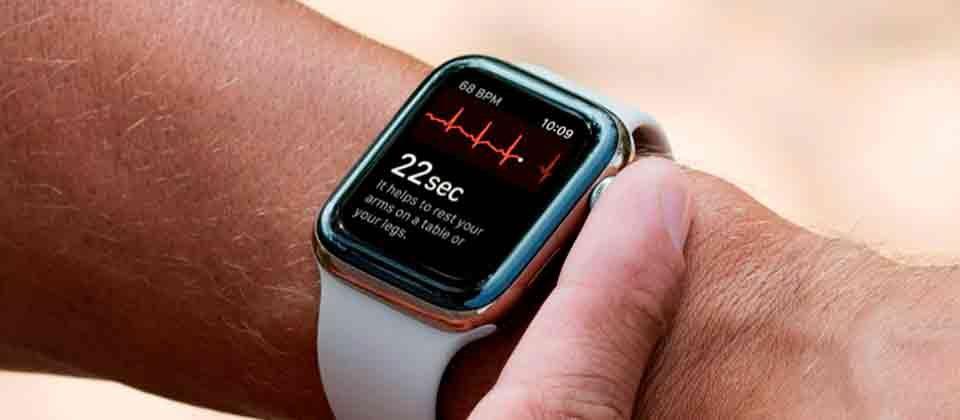 apple watch pode ter o recurso de identificar doenças em seus usuários