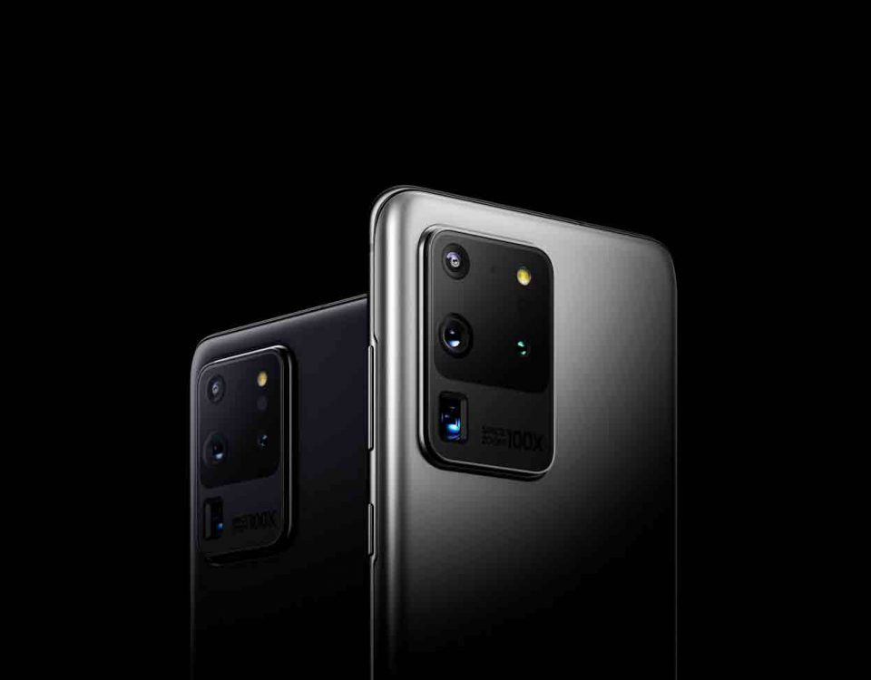 conheça o novo Samsung Galaxy S20
